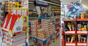 Sonderpromotion Back to School von Kinder